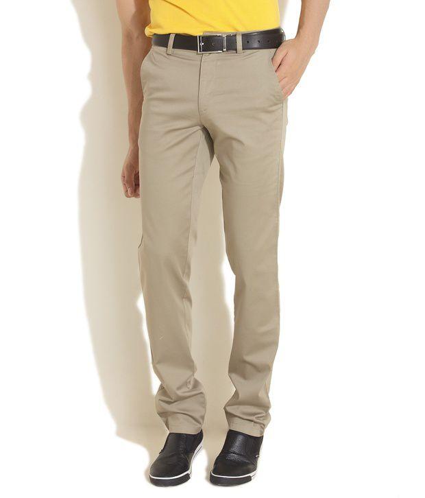 Coolcolors Khaki Trouser