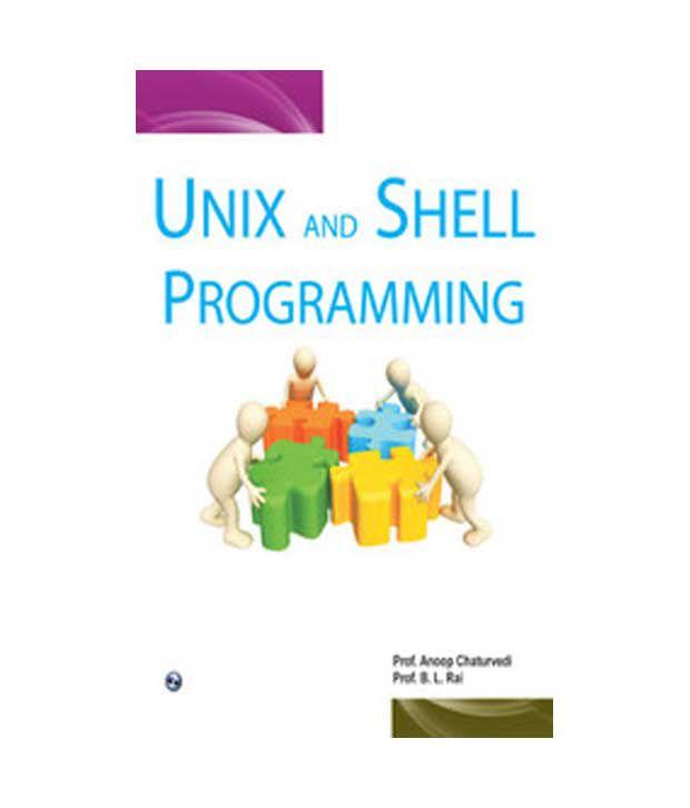 Unix shel programming