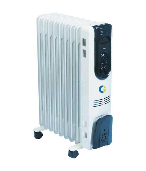 Best Oil Filled Radiator Room Heater India