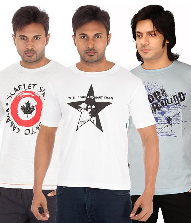 TSG Escape Money-saving Pack of 3 T Shirts