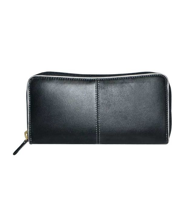 Jeane Sophie Sheen Pure Leather Premium Wallet For Women