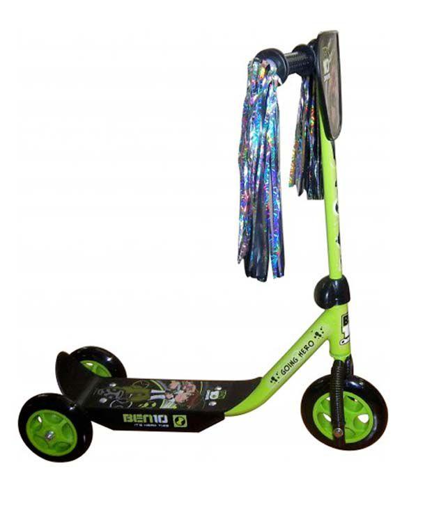 ben 10 scooter