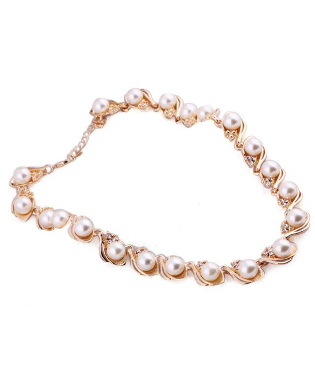 Everything Imported Pearl Paragraph Necklace