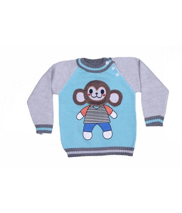 Jonez L.Blue Jacket For Boys