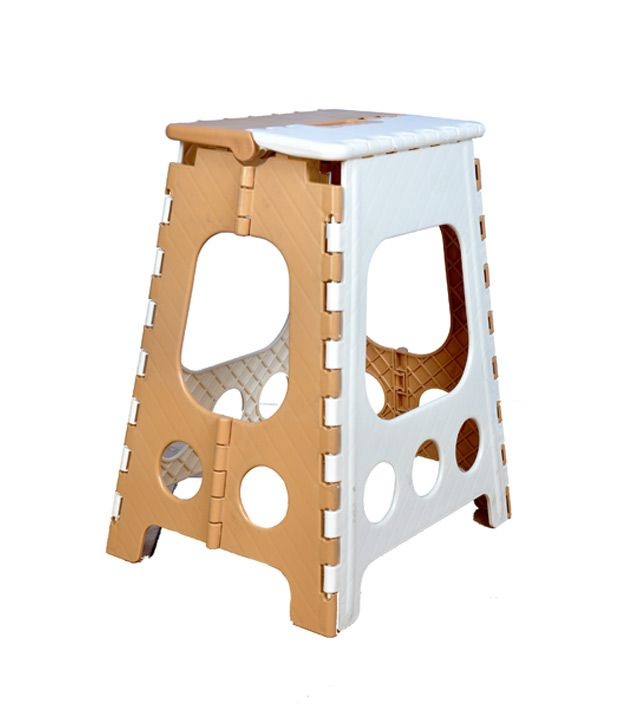 CSM Brown Plastic Folding Stool ...  sc 1 st  Snapdeal & CSM Brown Plastic Folding Stool - Buy CSM Brown Plastic Folding ... islam-shia.org