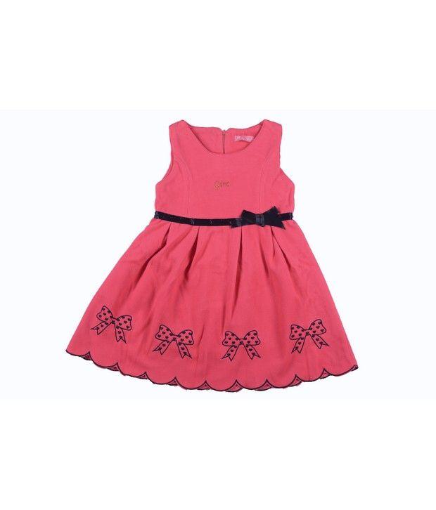 Isabelle Pink Jacket For Girls