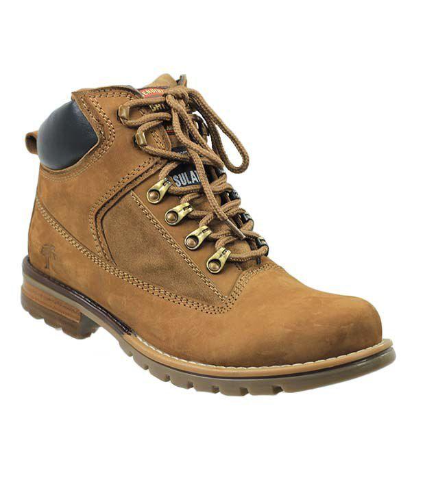 Fighter Durus Men Casual Boots