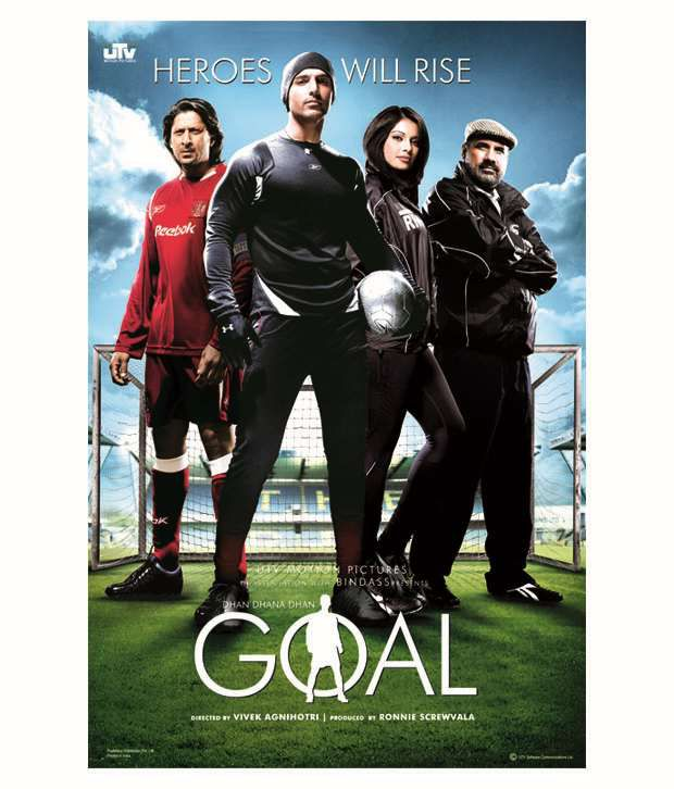 Posterboy Goal Movie Poster: Buy Posterboy Goal Movie Poster
