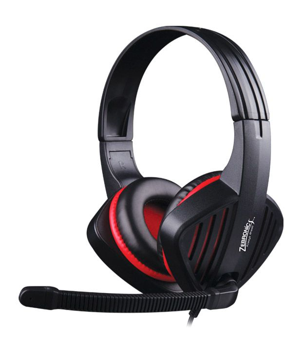 Buy Zebronics Stingray Gaming Headset Online At Best Price In India Snapdeal