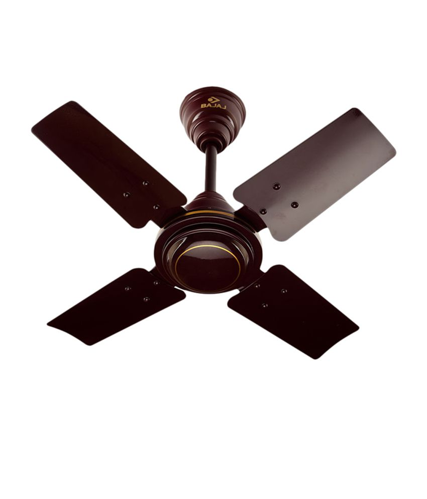 Bajaj 600 Mm Maxima Ceiling Fan Brown Price In India