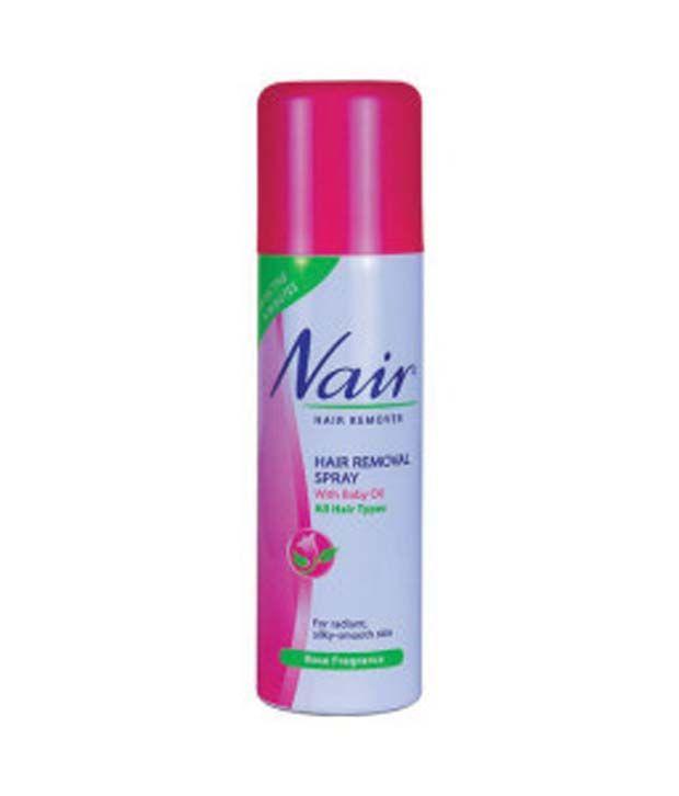 Nair Hair Removal Spray Rose 200 Ml Buy Nair Hair Removal Spray
