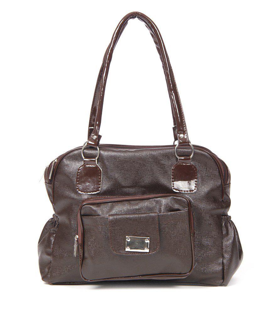 Nell 1025-brown Shoulder Bag