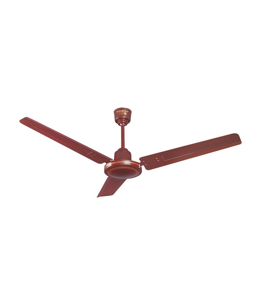 Orient Hurricane 3 Blade (1200mm) Ceiling Fan