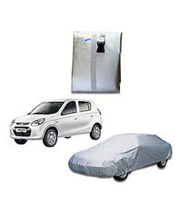 faithos car body cover premium silver matty maruti suzuki a star buy faithos car body. Black Bedroom Furniture Sets. Home Design Ideas