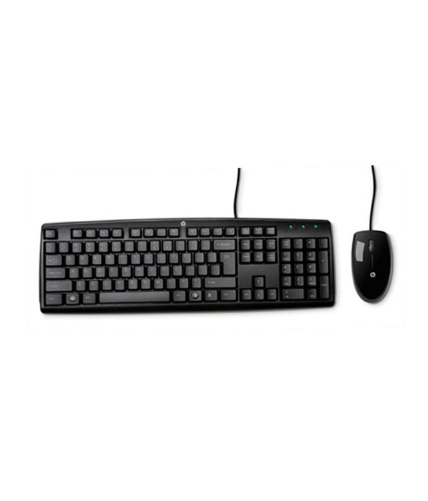 hp vw469pa black usb wired keyboard mouse combo keyboard buy hp vw469pa black usb wired. Black Bedroom Furniture Sets. Home Design Ideas