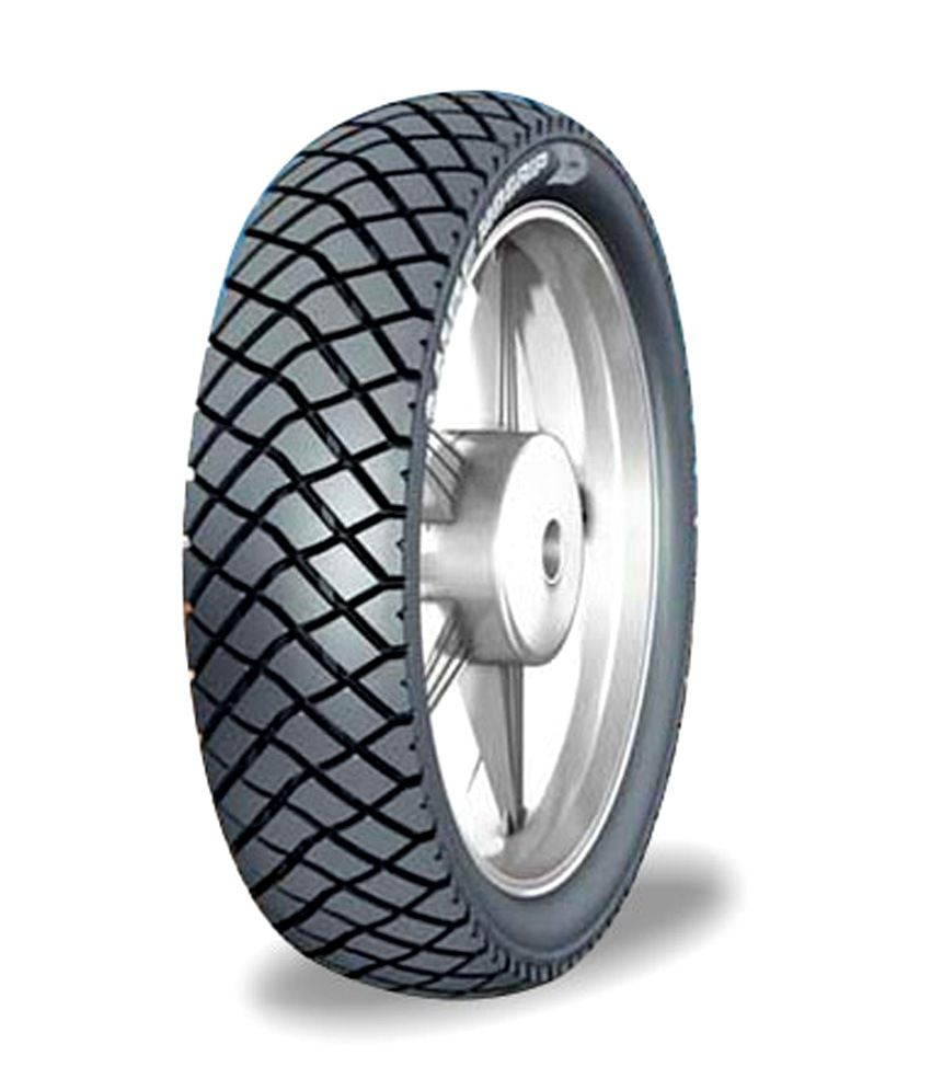 Mrf 2 Wheeler Tyres Nylogrip Met 110 90 R19 62p Tubetype