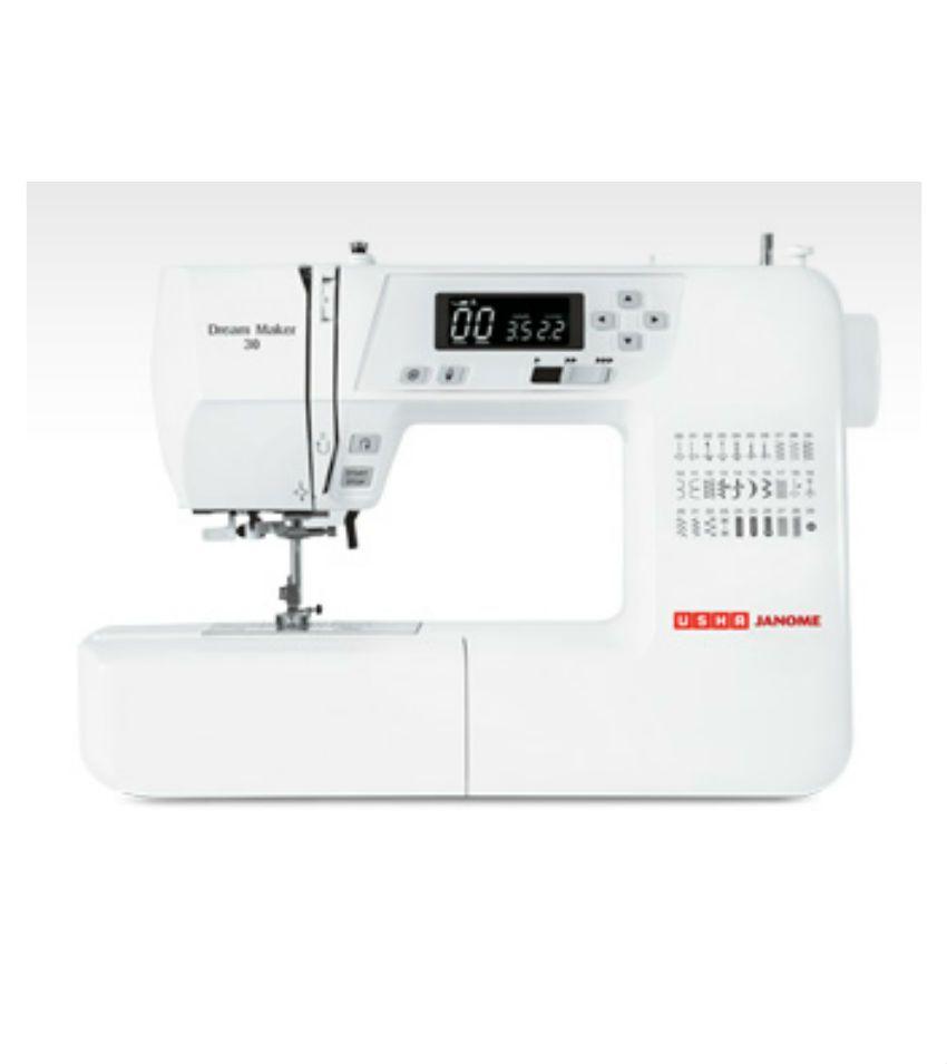 Usha Dream Maker 30 Sewing Machine Price in India - Buy ...
