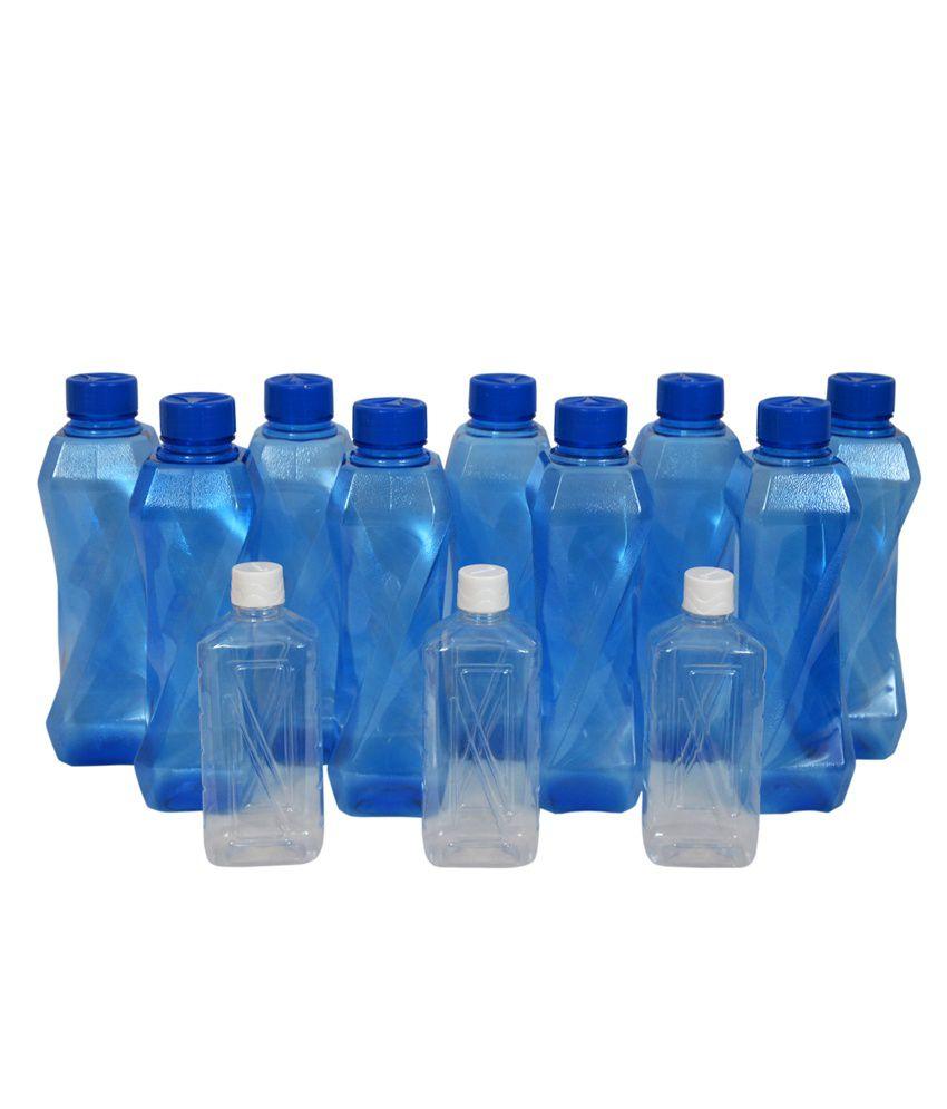 Pearl Pet Twisted Water Bottles Set 12 Pcs Buy Online