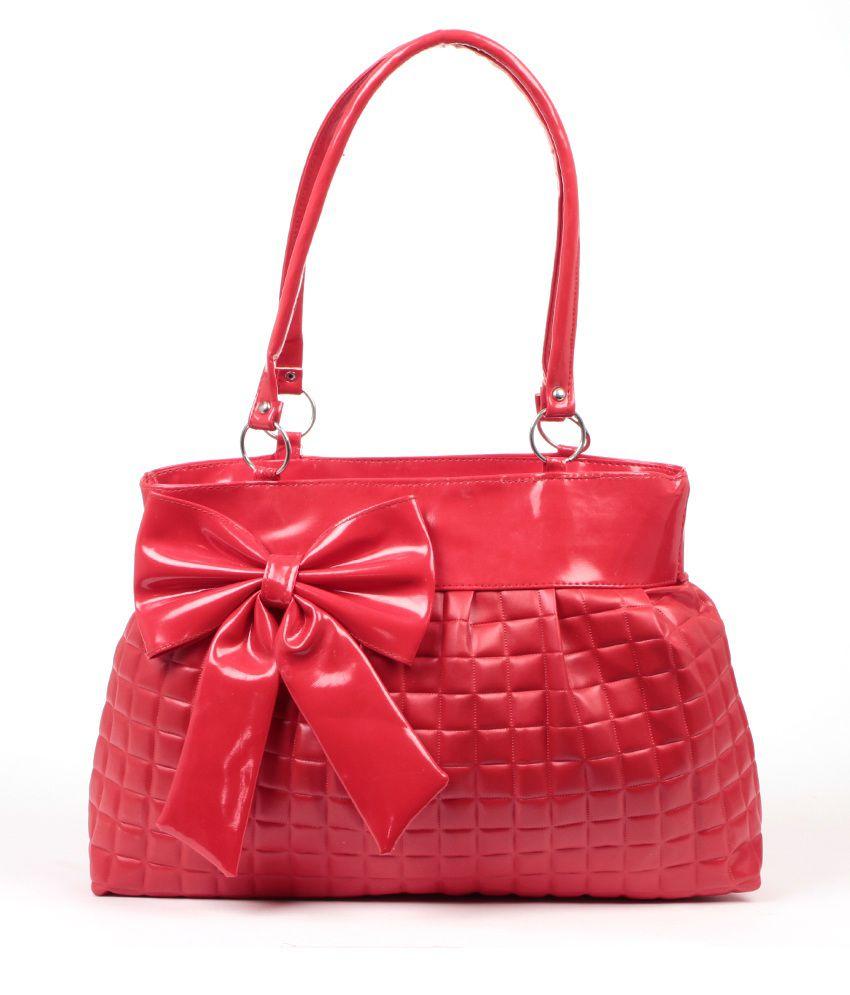 Akriti RM1089 Red Shoulder Bag
