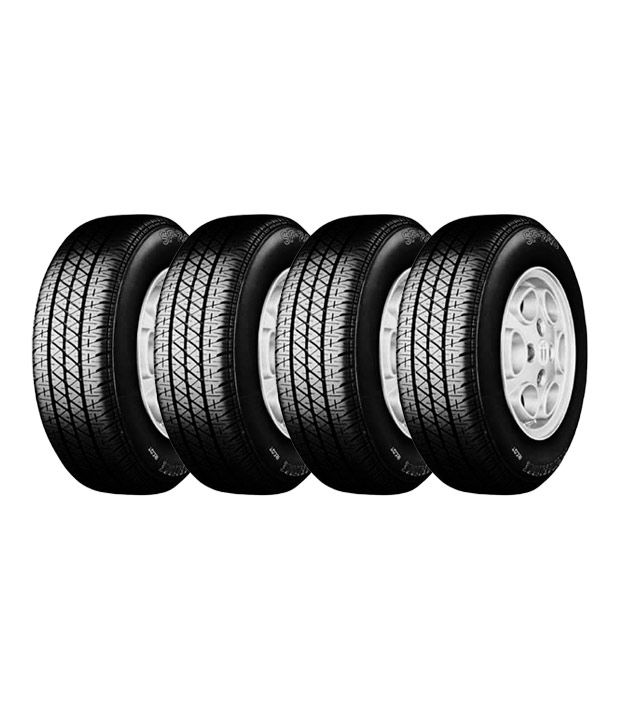 Bridgestone - S 248 - 145/80 R12 (74S) - Tubetype [Set of 4]