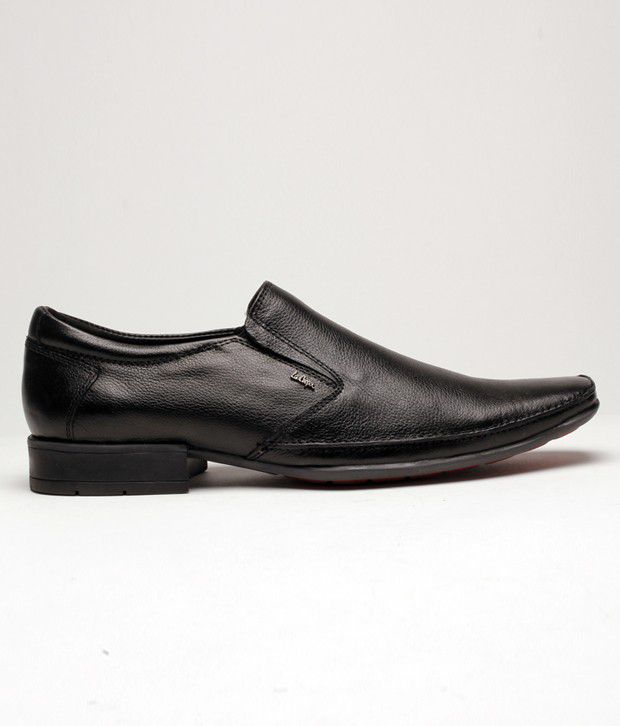 8571569426 Lee Cooper Black Formal Shoes Price in India- Buy Lee Cooper Black ...