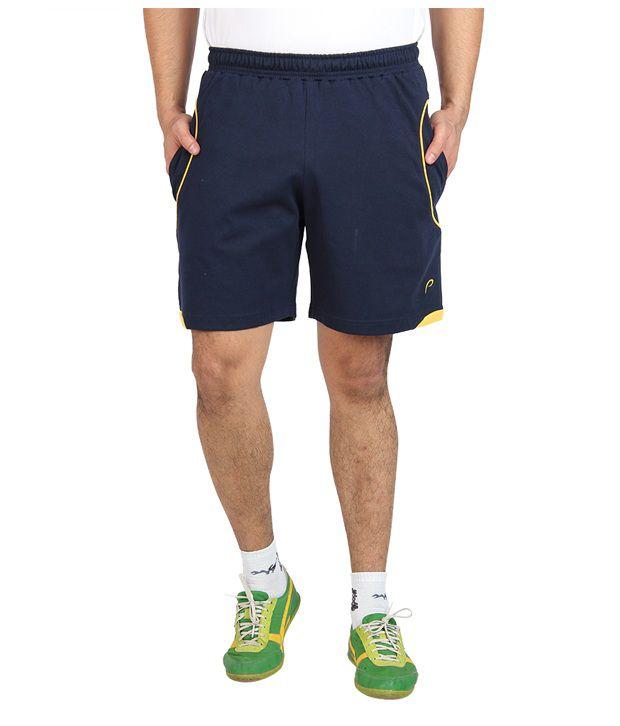 Proline Dapper Navy Blue Shorts