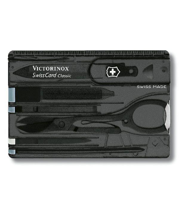 Victorinox Cyber Tool 34 Black Swiss Army Knife Buy