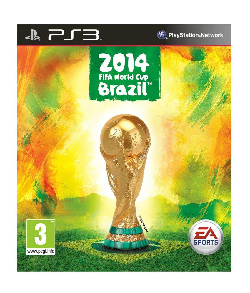 EA Sports 2014 FIFA World Cup Walkthrough Part 1 - Group ...