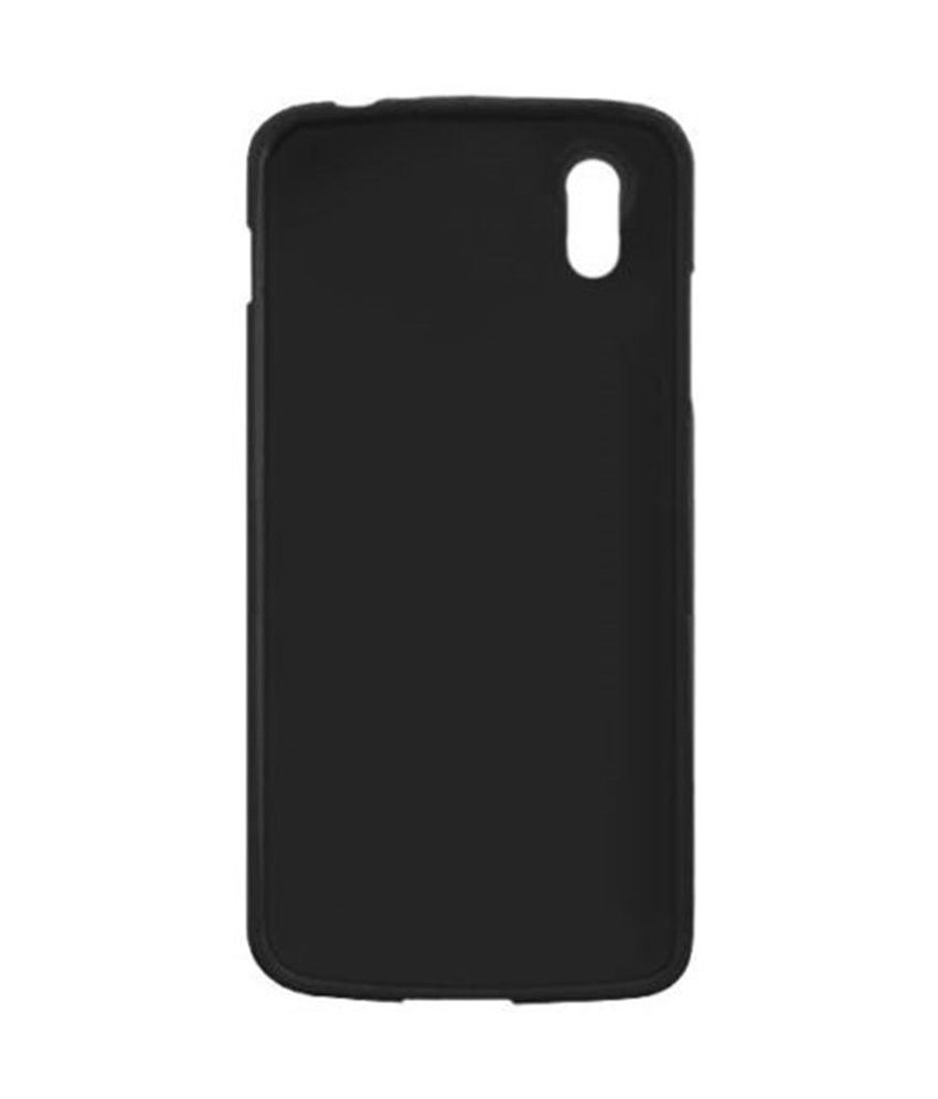official photos 33aaa 53955 Jo Jo Soft Shell Silicon Back Cover Case Lenovo Vibe X S960 Black
