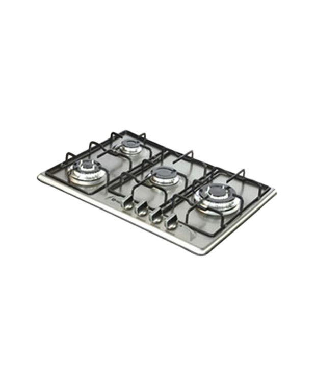 Faber MDR 700 MTX SS 4 Burner Built In Hob Gas Cooktop