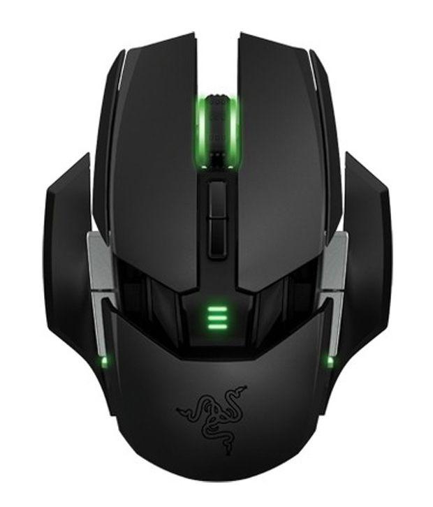 Razer Ouroboros Wireless USB Laser Mouse