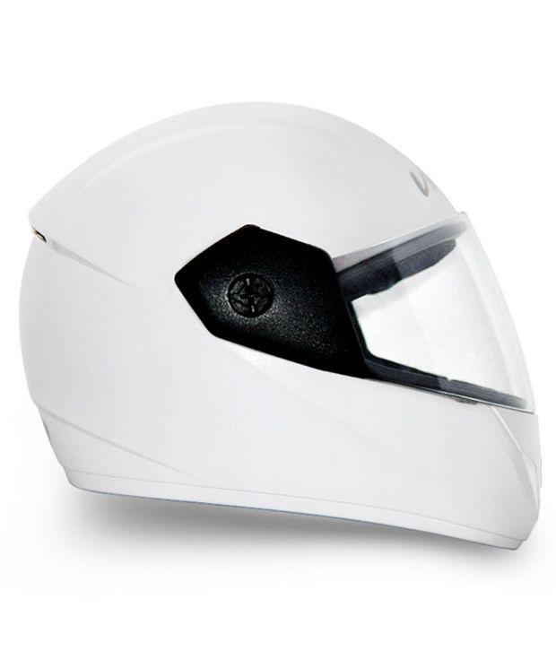 Vega - Full Face Helmet - Cliff (White)