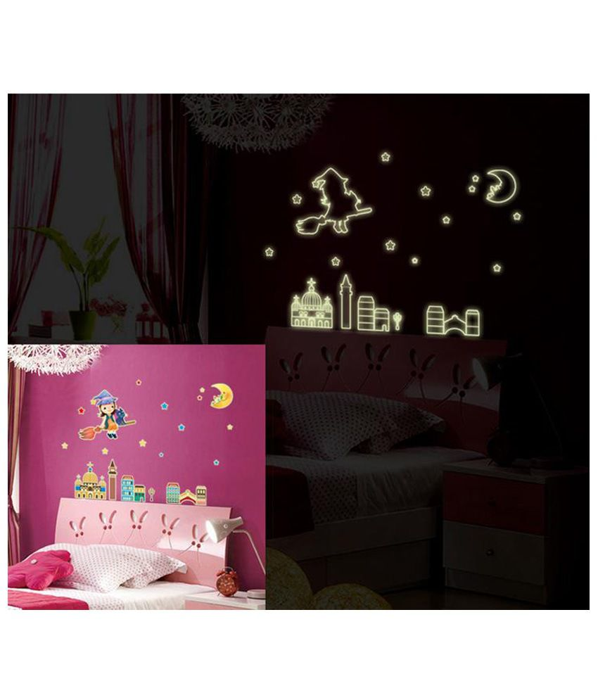 wow interior cute glowing wall stickers buy 1 get 1 free buy wow interior cute glowing wall stickers buy 1 get 1 free