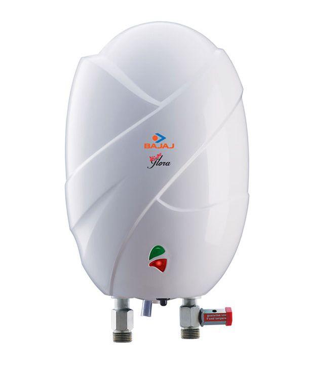 Bajaj 1ltr Flora Instant Water Heater - 3KW
