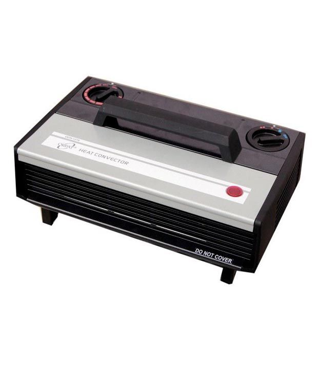 Orpat ABS Halogen Room Heater - OCH-1270 Black