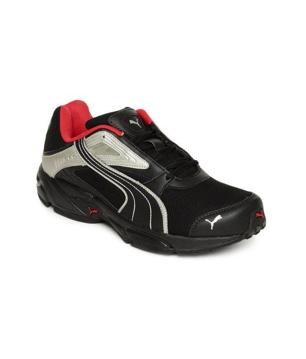 Puma Volt Black Running Shoes Art P18735001