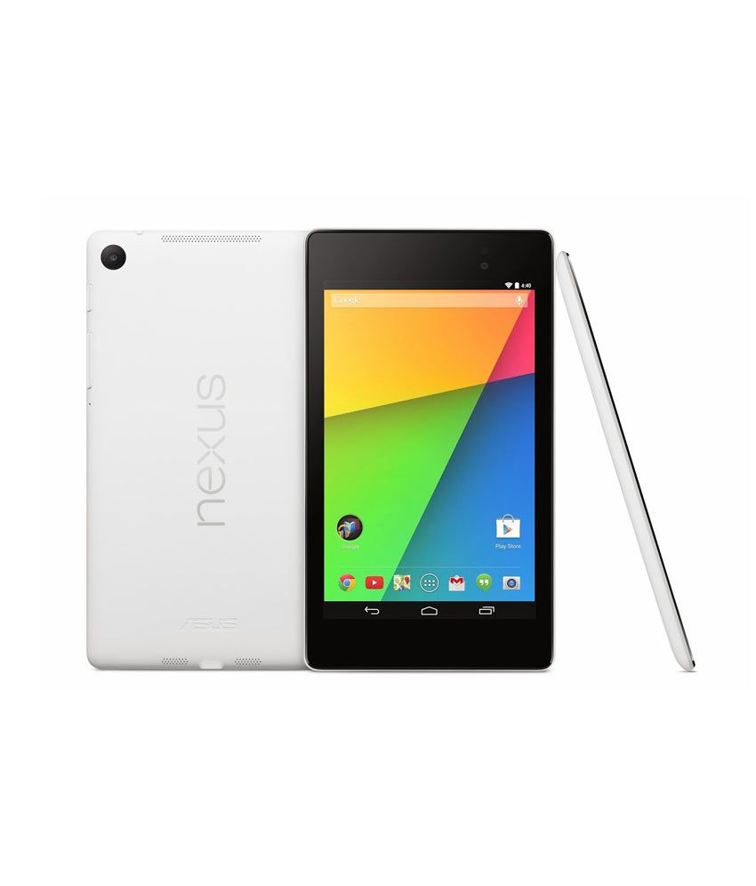Asus and Google Nexus 7