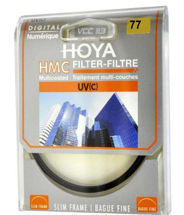 Hoya 77mm UV Multicoated Filter