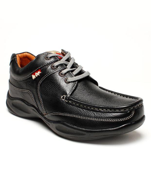 Lee Cooper Black Outdoor Shoes Art LC9642BLK - Buy Lee ...