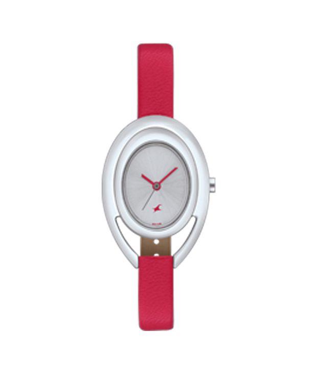 da8471cce Fastrack 6090SL01 Girl s Watch Price in India  Buy Fastrack 6090SL01 Girl s  Watch Online at Snapdeal