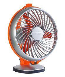 Luminous 230 mm Fan Buddy Table Fan- Royal Orange