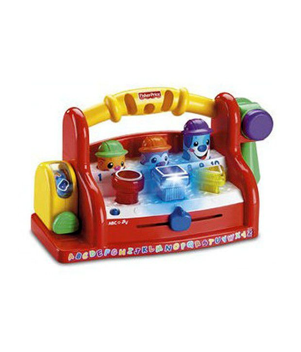 Fisher price learning tool bench buy fisher price learning tool bench online at low price Fisher price tool bench