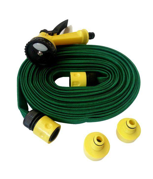 Moko spray gun wit 10m water hose water tube garden hose Garden tube