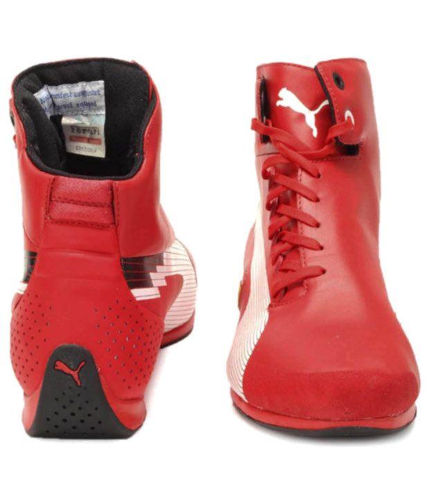 0a8e41e40e0 australia puma high ankle shoes ferrari ad480 8fa2d