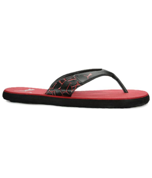 1a57fbc28994 Puma Men Red Winglet iii Slippers Puma Men Red Winglet iii Slippers ...
