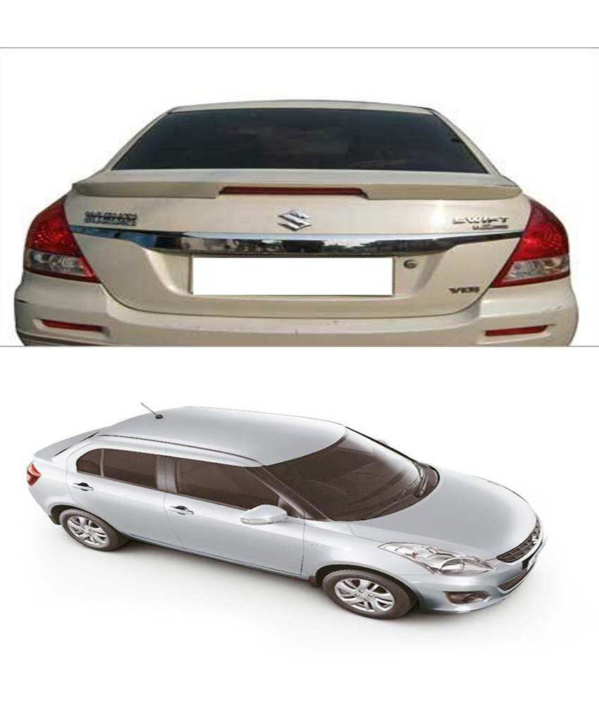 shopper s hub car body coloured spoiler maruti suzuki swift rh snapdeal com