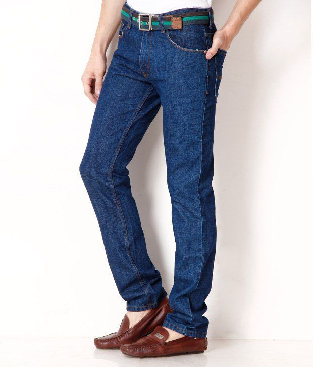 HDI Blue Relaxed Basic