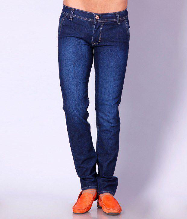HDI Blue Regular Fit Basic
