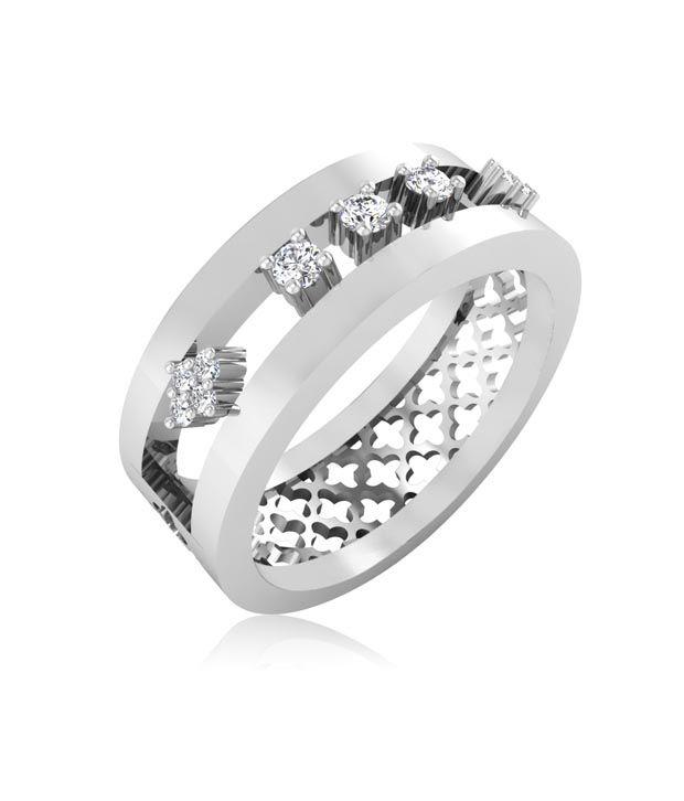 Forever Carat Lovely Real Diamond Ring