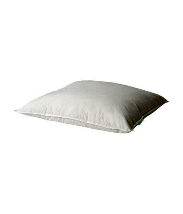 Ikea Cuscino Gosa Vadd.Ikea Gosa Pinje Pillow A Low Profile Down Feather Pillow Stomach